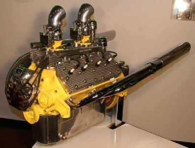 Ford Flathead V8 Engine History - Gearhead Wiki